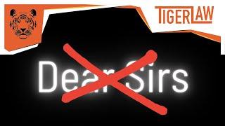 Inclusive Alternatives to 'Dear Sirs'?