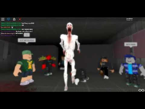 Scp 096 Demostration Roblox Youtube