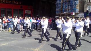 Glasgow Boyne Celebrations 5th July 2014