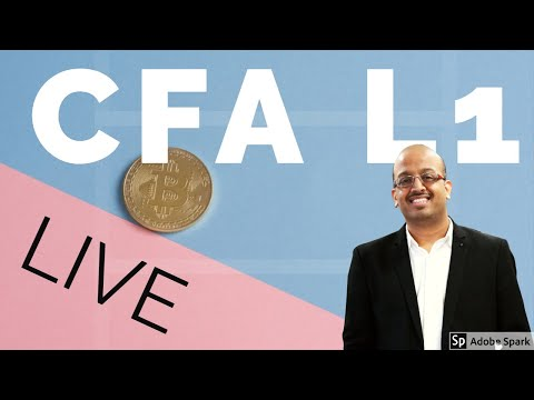 Sanjay Saraf CFA Derivative LEVEL 1