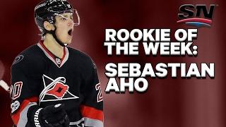 Rookie of the Week: Sebastian Aho