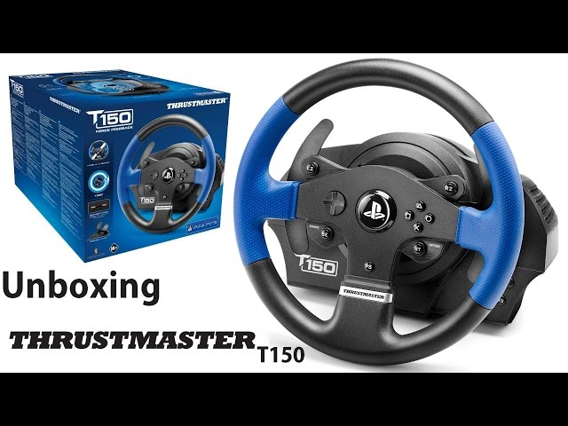 Thrustmaster T150RS | simRacer es