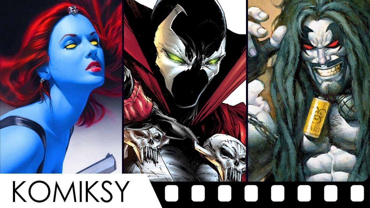 10 komiksowych bohaterów, którzy zasługują na własny film – TYLKO KINO