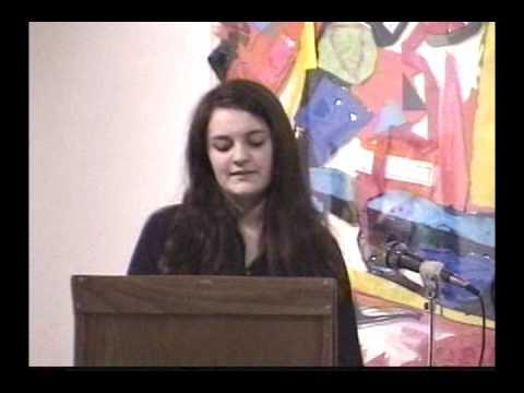 MCAT High School Programs: Poetry Slam of 2002