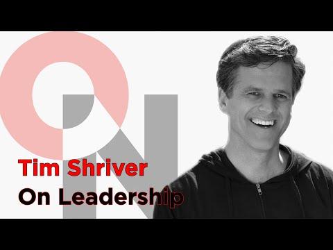 The Call to Unite | Tim Shriver | FranklinCovey clip