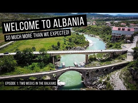 Albania First Impressions: Kruje, Shkodra, and Slow Food Farm (plus Podgorica, Montenegro)