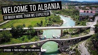 Albania First Impressions: Kruje, Shkodra, and Slow Food Farm (plus Podgorica, Montenegro)