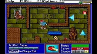 Challenge of the Ancient Empires (1991, MS-DOS) - 3 of 5: Egypt [720p]