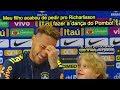 Filho de Neymar rouba a cena em entrevista, interrompe e pede pro Richarlison fazer a dança do Pombo