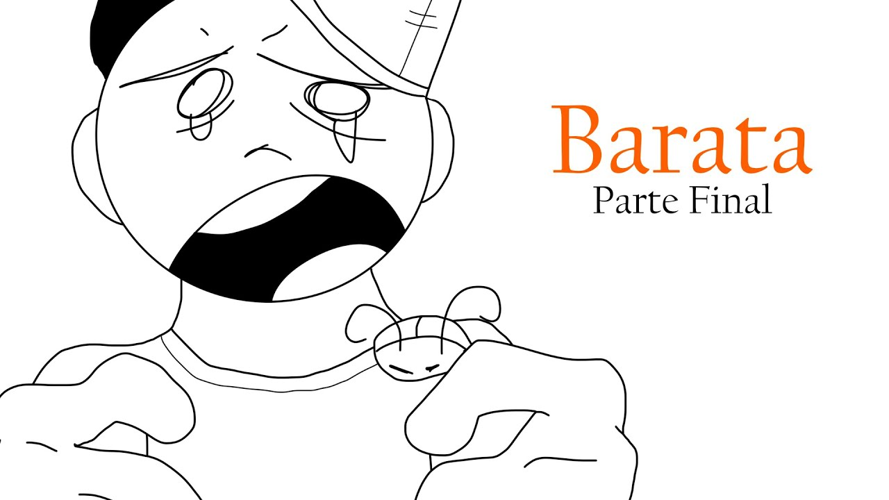 """Thiago Ventura - A Barata """"parte final"""" (Animado)"""