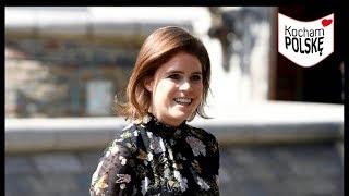 Tak pięknie wystroiła się brytyjska księżniczka! Przyćmiła nawet Meghan Markle!