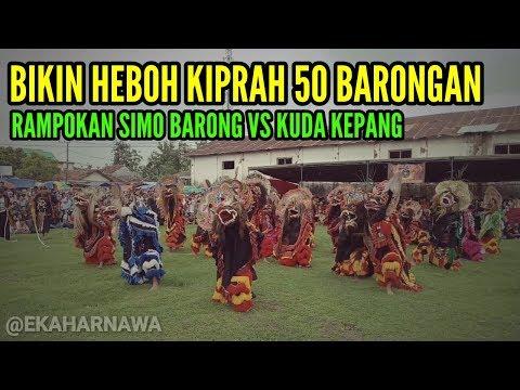 RAMPOKAN SINGO BARONG JARANAN KUDA LUMPING