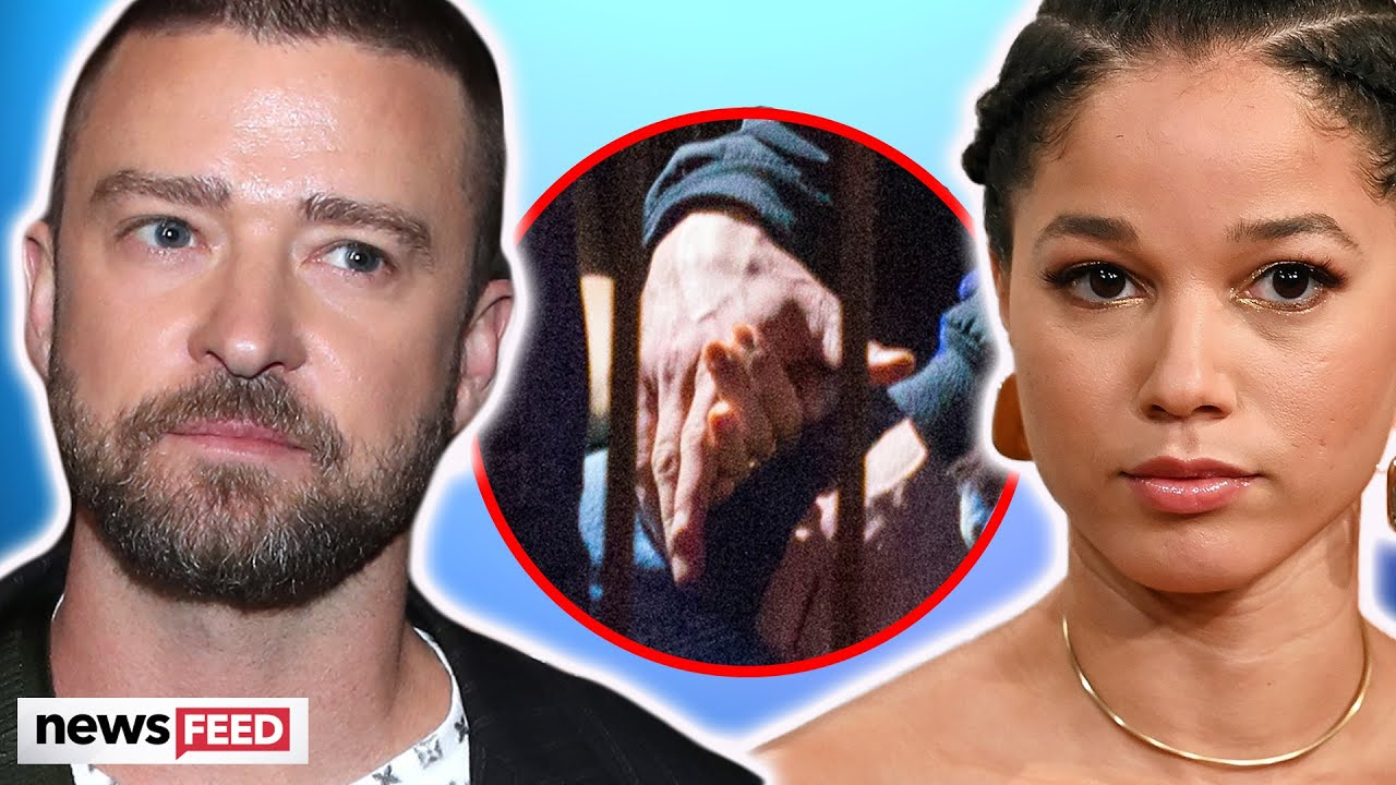 Justin Timberlake apologizes for holding hands with costar Alisha ...