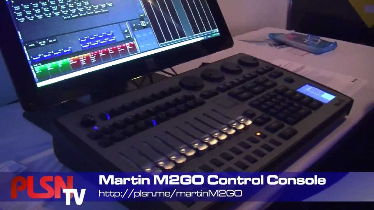 Martin Professional M2GO   M2PC Controls   YouTube. Martin Lighting Software Free. Home Design Ideas