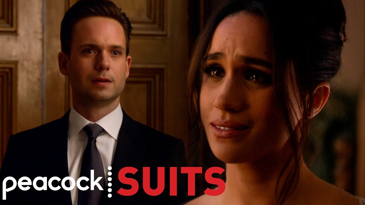 Mike Feels Guilty and Calls Off The Wedding | Suits