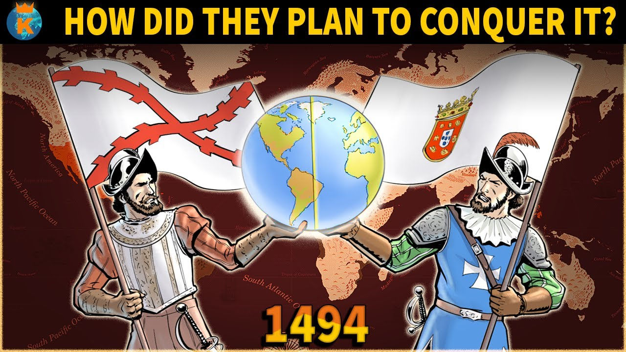 """How did Portugal and Spain Plan to """"Conquer"""" the World?"""
