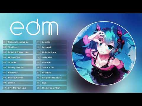 Best Nightcore Mix 2018   Top 20 Nightcore 2018