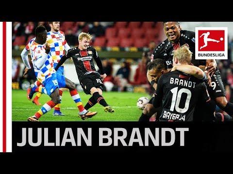 Julian Brandt's Stunning Performance