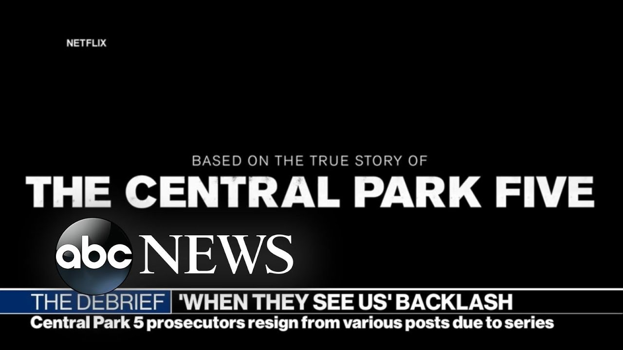 ABC News:Central Park 5' prosecutors resign from various posts due to series