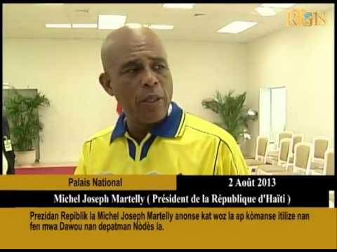 Jean Paul Coutard fabrique un autobus, la Fierté Haïtienne