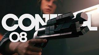 Control (PL) #8 - Panoptikon (Gameplay PL / Zagrajmy w)