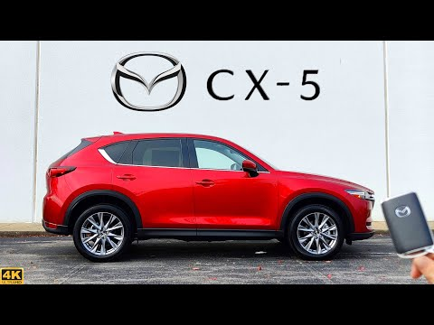 2021 Mazda CX-5 // Mazda FIXED the TECH (and More) for 2021!!