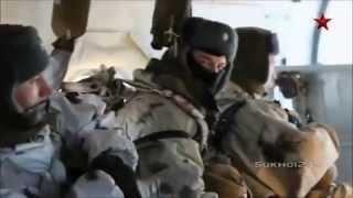 Российский спецназ ВДВ и ГРУ (Российская армия) HD