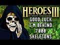 Gambar cover Heroes III - SANDRO KURŁA CO TY ROBISZ *Kampania Shadow of Death*