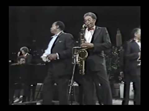 "FATS DOMINO D. Bartholomew Live in Austin 1986 ""JAMBALAYA"""