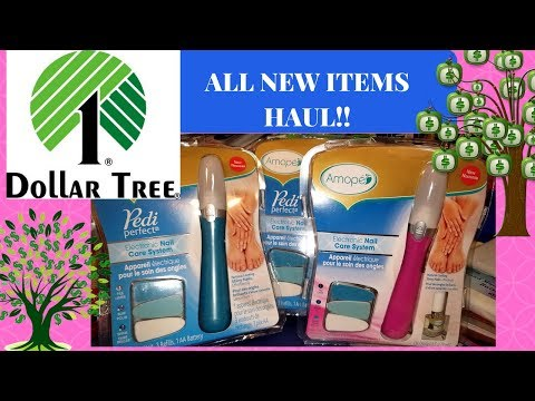 WEEKEND DOLLAR TREE / ALL NEW ITEMS HAUL !! MARCH 2018