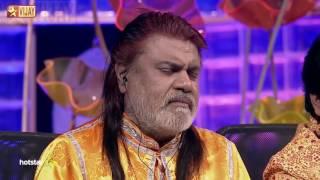 Click here http://www.hotstar.com/tv/super-singer-junior/1535/kootathil-oruthan-team-graces-semis/1000177382 to watch the full episode. ssj07 bhavin sings ul...