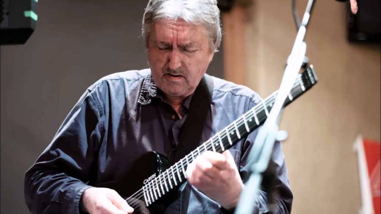 Allan Holdsworth Allan Holdsworth Low Levels High Stakes Transcription