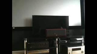 видео Экран Baronet AV (1:1) 96/96