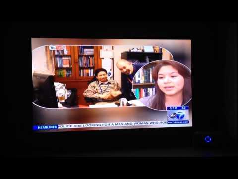 Amundsen On ABC News