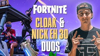 FaZe cLoak Plays Duos with Nick Eh 30