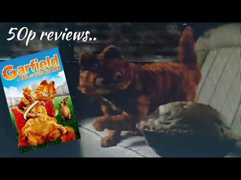 50p reviews and destroys - Garfield A Tale Of Two Kitties (THE MOST INHUMAN FILM EVER CREATED)