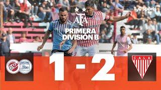 UAI Urquiza 1 vs Los Andes 2 | Fecha 6 | Primera División B 2019/2020