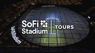 SoFi Stadium Tour Program