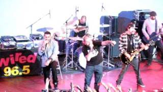 Jay Sean Kevin Rudolf world cafe live philly