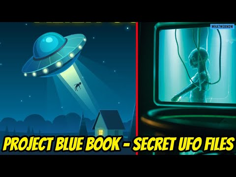 Project Blue Book – Secret UFO Files