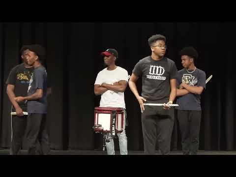 Amazing 8 Way Snare Drum Battle featuring Atlanta Drum Academy
