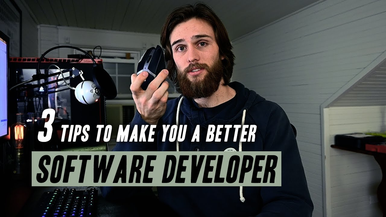 3 Tips to Make You a BETTER Software Engineer   Infilum