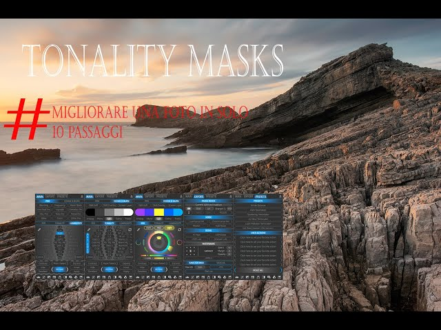 Tonality Masks #10 singoli Click