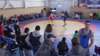 69 кг Мартиросян Сурен (Гулькевичи) - Осипов Иван (Волгоград)