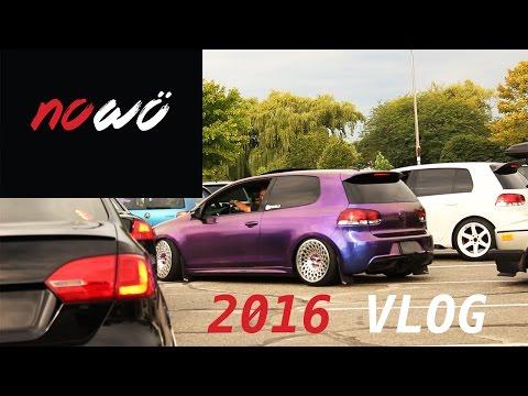NOWO 2016 Euro Car Meet | Vlog