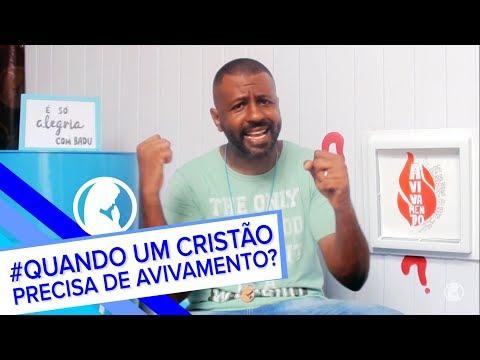 É SÓ ALEGRIA // QUANDO UM CRISTÃO PRECISA DE UM AVIVAMENTO? #2 // Eduardo Badu
