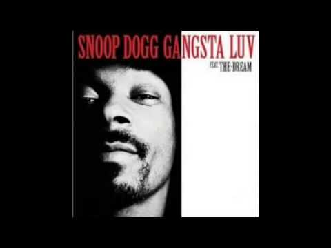 Snoop dogg ft. the dream gangsta luv(clean)