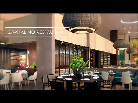 Conoce el Hotel Grand Hyatt Bogotá