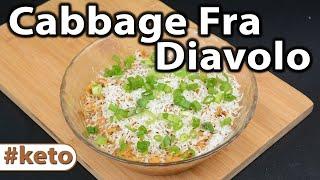 Cabbage Fra Diavolo | Keto Dinner | Caveman Keto