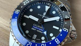 Steinhart Ocean 39 GMT Premium 500